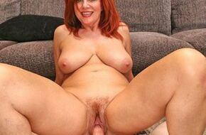 Big titted redheads