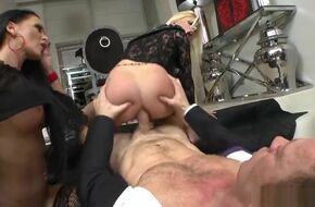 Christine young cumshot